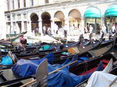 Góndolas, Venecia-Italia
