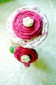 Bentita de par I Love These Flowers (20 LEI la irinaindira.breslo.ro)