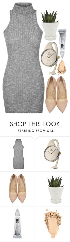 """""""Preadored 8.1"""" by emilypondng ❤ liked on Polyvore featuring Charlotte Olympia, Chive, Urban Decay, modern and PreAdored"""