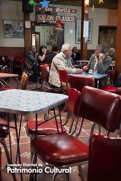 En el #DiadelCafe rendimos homenaje a algunos de los cafés tradicionales del Centro de Bogotá #BogotaenunCafe
