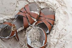 Salt Water Sandals! Want Want Want! via: A Beautiful Mess