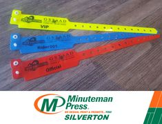 You won't have any complaints with your local Minuteman Press franchise.