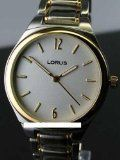 Men's Two-Tone Cream Color Dial Stainless Steel Dress Watch Seiko. $9.99