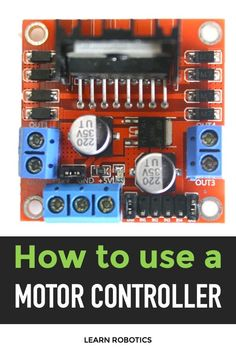 Learn how to wire an L298N motor controller to Arduino in this step-by-step tutorial. Build your robot, right now!