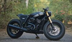 Harley-Davidson Street 750 Cafe Racer de Rajputana Custom