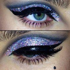 glitter wingtips
