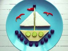 It's fun to play with food! These Instagram snaps showcase incredibly creative kid-friendly food art.