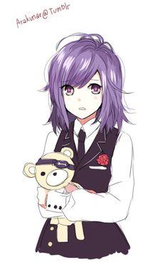 arakunae: Dialovers Genderbend ; w ; just try drawing something and….. lol