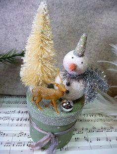 Snowman - How cute!