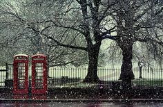 I literally love pictures of telephone booths. I have one as my laptop background. I'll post a picture of it in a second.
