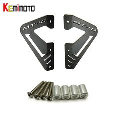 KEMiMOTO MT10 MT 10 Motorcycle Accessories Radiator Protector Cover Plates Guard for YAMAHA MT-10 2016 2017 Only US $35.90