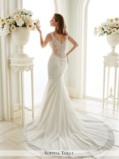 Sophia Tolli - Lucca - Y21669 - All Dressed Up, Bridal Gown