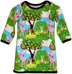 Gratis patroon tricot jurkje met enveloppehals maat 56 t/m 74