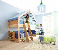camas infantiles con formas divertidas casa kids nursery furniture