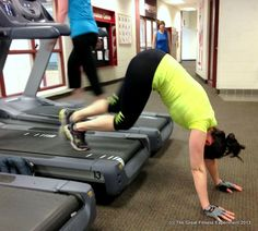 5 things to do on a treadmill not running