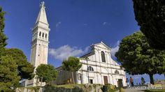 Bazylika św. Eufemii w Rovinj Więcej informacji o Chorwacji pod adresem http://www.chorwacja24.info/zdjecie/bazylika-sw-eufemii-w-rovinj