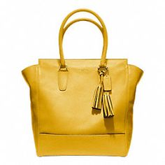 LEATHER TANNER TOTE