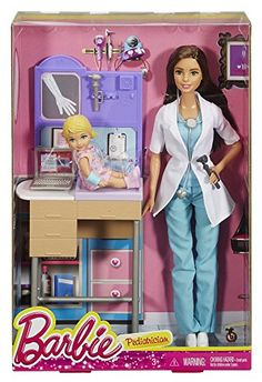 Barbie Careers Pediatrician Playset Barbie http://www.amazon.com/dp/B014AHOG80/ref=cm_sw_r_pi_dp_Xze-wb0SPJX6K