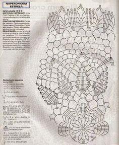 croche: Doilies crochet