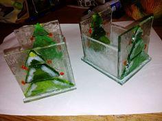 Lightholders, christmastrees.