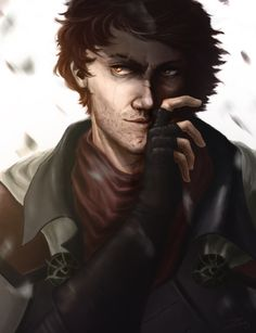 Inquisitor Trevelyan by senes.deviantart.com on @DeviantArt