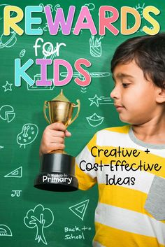 5 fun rewards for kids that will save you money and help your classroom management. Motivate kids to do their best with coupons, marbles, and things reward that works better than the rest. Classroom Incentives, Behavior Incentives, Student Behavior, Kids Behavior, Classroom Management Strategies, Classroom Procedures, Classroom Organization, Teaching Respect, Teacher Freebies
