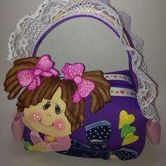 Adorable  purse and  Unique Girls accessories at http://www.etsy.com/shop/SweetBellaLuna
