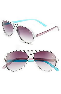 Fantas Eyes 'Aeronaut' Sunglasses (Girls) available at #Nordstrom