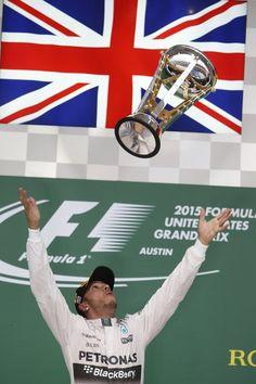 Lewis hamilton #USGP 2015 race #winner and world champion - http://technicsway.blogspot.com