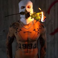 Hot Guys Tattoos, Hand Tattoos For Guys, Rap Wallpaper, Black Wallpaper, Halloween Photography, Cool Instagram Pictures, Badass Aesthetic, Tattoo Illustration, Inked Men