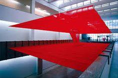 서도호(Do-ho Suh) Modern Art, Contemporary Art, Do Ho Suh, Bigbang, Pop Up, Stairs, Patio, Showroom, Interior