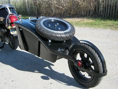 Scooter cargo trailers! - ADVrider