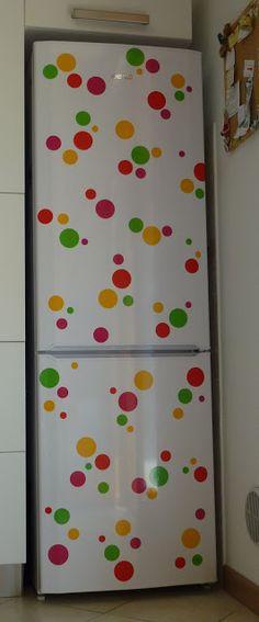 1 post creativo al giorno: #270/365 Nuovo look ad un frigorifero