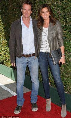 Cindy Crawford and husband Rande Gerber