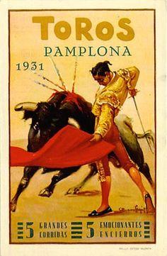 PAMPLONA 1931
