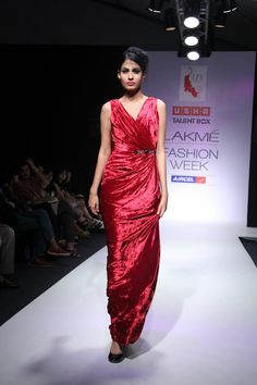 """ LOVE"" Isabelle Mittal IZI ATELIER - Lakme Fashion Week F/W 2012 Read @ www.lemotsupreme.blogspot.com"