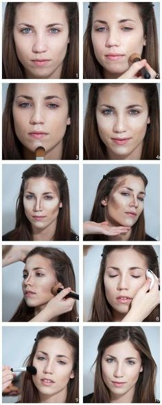 Tutorial CONTOURING step by step