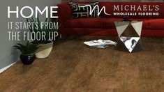 USFloors - SAVE 30-60% Limited Time Sale -  COREtec Plus Tile - Aged Copper - #homedecor, #homegoals, #vinylfloors, #coretec, #LVP, #home, #flooring, #DIY - 800-344-8585 - Call to Save! Us Floors Coretec, Coretec Plus, Cork Underlayment, Aged Copper, Waterproof Flooring, Tile, Mosaics, Tiles, Backsplash