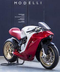MV agusta F4Z collectible atelier motorcycle designboom