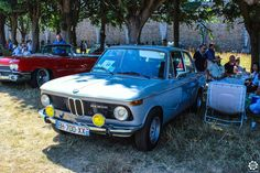#BMW #2002 à la Traversée de #Paris en #Voitures #Anciennes #TdP2015 Article original : http://newsdanciennes.com/2015/08/03/grand-format-news-danciennes-a-la-traversee-de-paris-2/ #Cars #Vintage