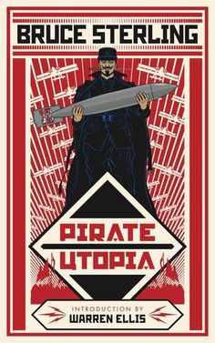 Pirate Utopia by Bruce Sterling: Were I not Italian, I would have appreciated this book a lot more; it's an uchronic tale about what could have happened in Fiume if there was a zombie engineer and Houdini and Lovercraft (as D'Annunzio was really there) and it's funny, but in a way I couldn't really connect because I studied the story (that is in the end of the book) and couldn't immerse in it.