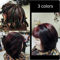 A new you hair design advance nc united states pinwheel hair pinwheel color absolutely loving this coloring technique wish i was still doing hair solutioingenieria Gallery