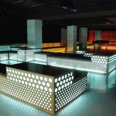 45 Innovative Lounges - From Futuristic Club Lounges to Chilly Ice-Made Bars (TOPLIST)