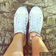 🍃🌸CocoaStgo🌸🍃....TOBILLERAS DE CARACOLAS....✌🌵😍....Tres colores diferentes!! www.facebook.com/cocoastgo Instagram: cocoastgo