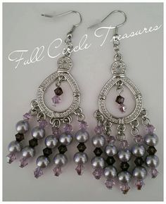 Hey, I found this really awesome Etsy listing at https://www.etsy.com/listing/214378911/amethyst-crystal-earrings-silver