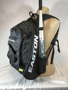 e47645830851 Easton Walk-Off II Baseball Softball Backpack Bag Glove Zone Helmet Cleats  Bat