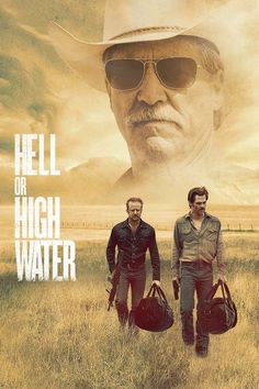 Hell or High Water Directed by David Mackenzie. With Chris Pine, Ben Foster, Jeff Bridges, Gil Birmingham. A divorced father and his ex-con older brother resort to a desperate scheme in order to save their family's ranch in West Texas. Jeff Bridges, Hd Movies, Movies To Watch, Movies Online, Movie Tv, Movies Free, Horror Movies, 2016 Movies, Movies Box