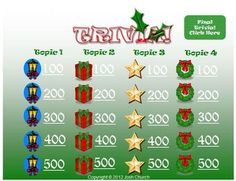 Here Is A Trivia! PowerPoint Template For You To Use In Class In Time For