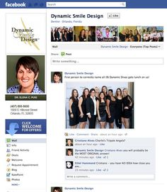 21 Posts Showing An Effective Dental Practice Facebook Wall Mix - My Social Practice   My Social Practice