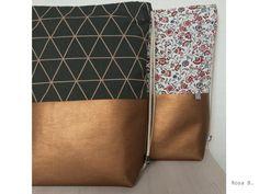 Rucksäcke - Rucksack, Turnbeutel, gefüttert, mit Innentasche - ein Designerstück von RosaBauer bei DaWanda